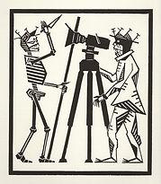 engraving, eduardo, lara, danse macabre, dance of death, artist, pritnmaking, grabado, filmmaker, film, director,