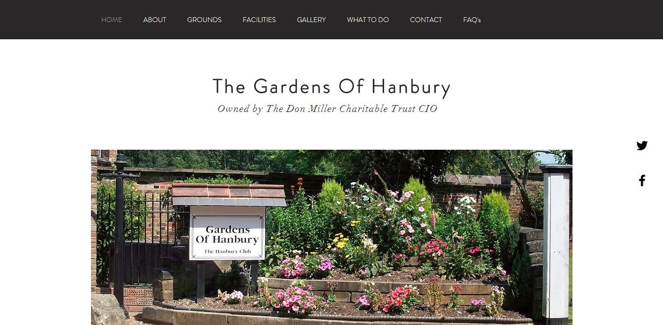 Gardens of Hanbury