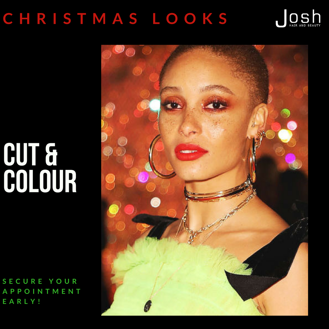 Josh Hair & Beauty Christmas