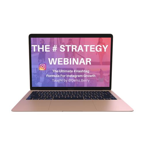 The Strategy: Webinar