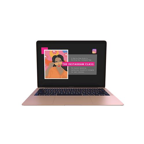 The Instagram Class Webinar
