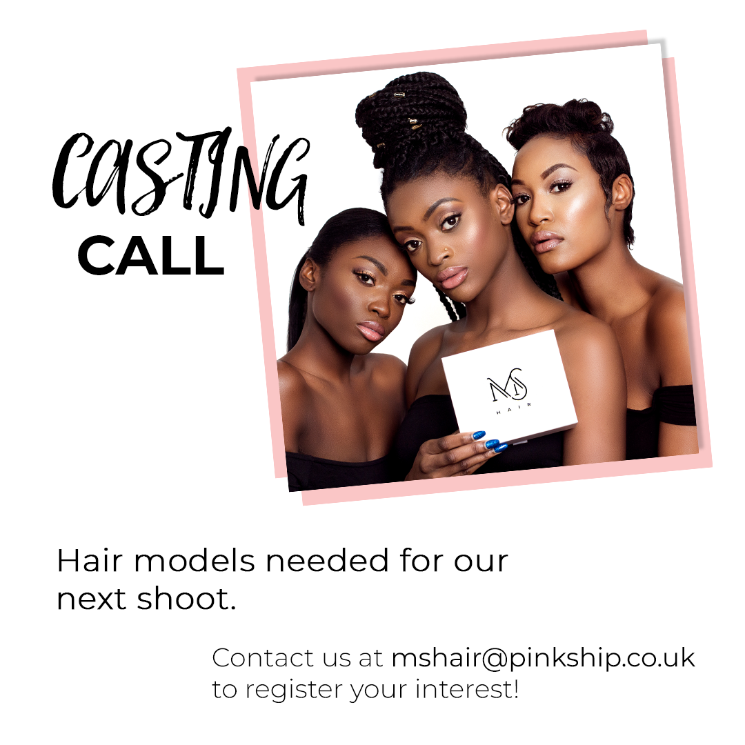 Ms Hair Graphic Design