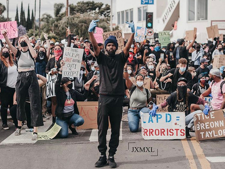 Marketing During Times of Civil Unrest: How a Brand Builds Character.