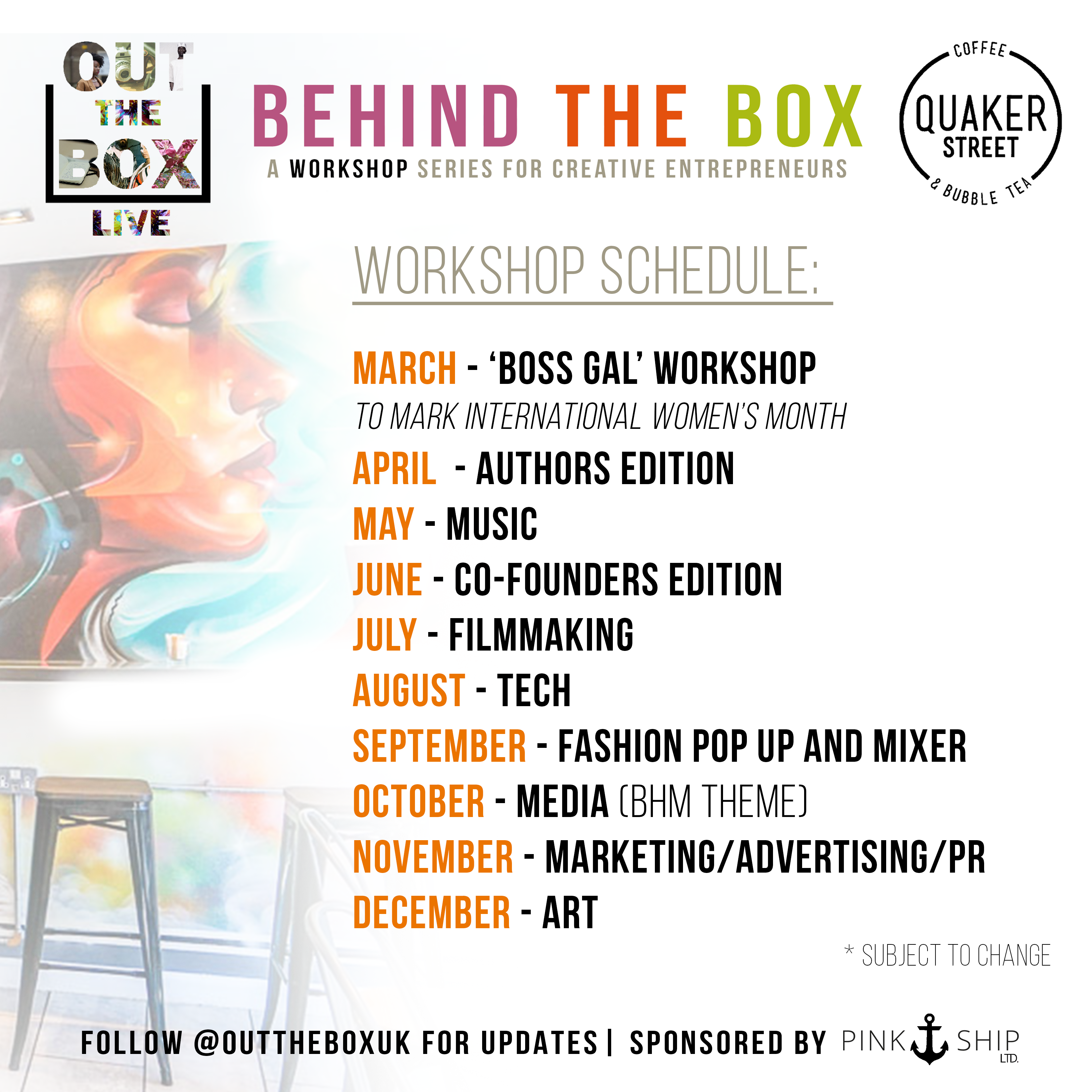 Behind the Box Launch