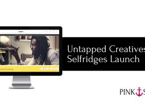 Untapped Creatives Launch in Selfridges