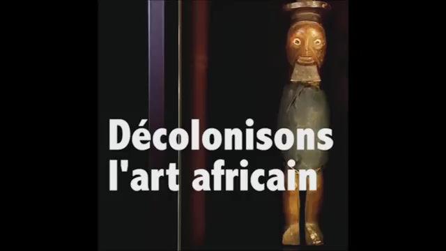 L'Art africain est partout, sauf en Afrique.