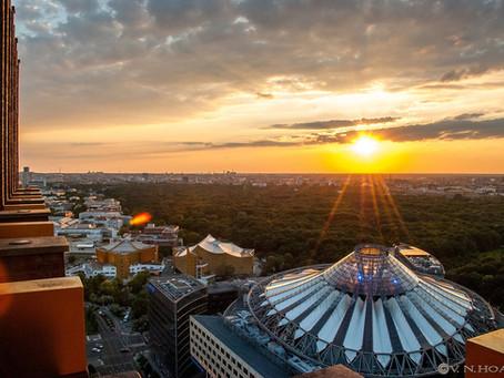 Ausflugstipp: Panoramapunkt Berlin