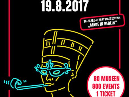 Veranstaltungstipp: Ein Ticket, eine Nacht, viele Museen