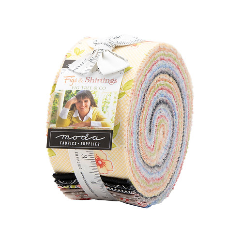 Figs & Shirtings Jelly Roll