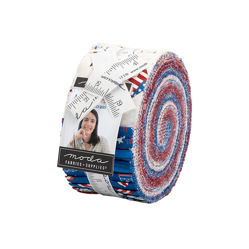 America the Beautiful Jelly Roll
