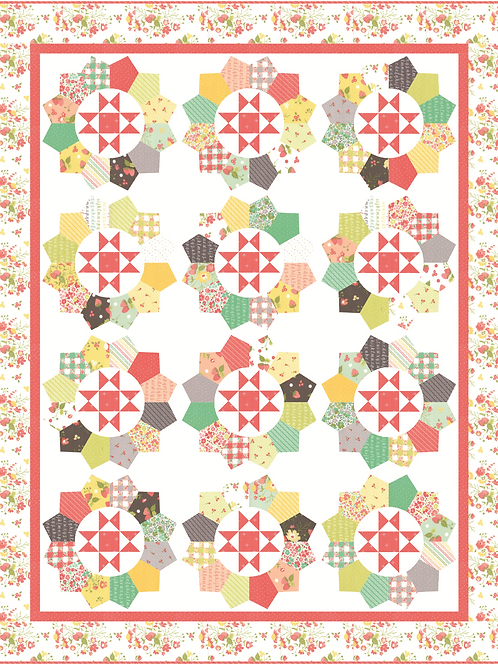 Plain & Fancy Fabric Kit