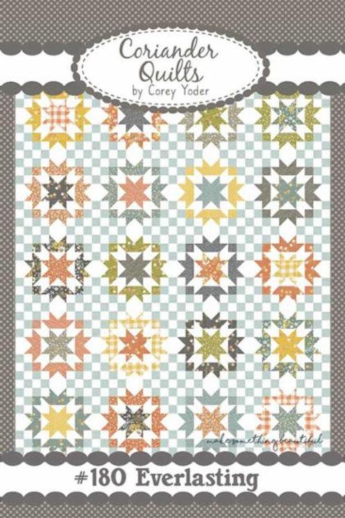Everlasting Pattern - Coriander Quilts
