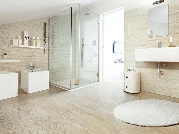 Bathroom ceramic tile installers