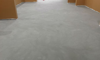 prepared substrate commercial flooring