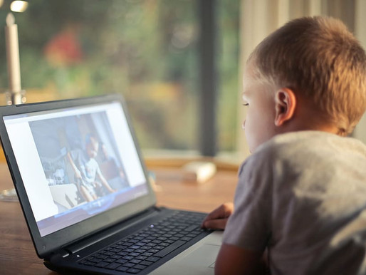 How To Ease Kids' Anxieties With Distance Learning