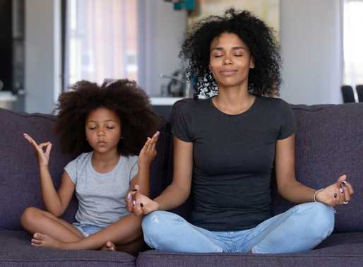COVID-19: Family Mindfulness Techniques For Stressful Times
