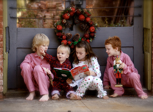 7 Tips To Make Your Anxious Child's Holiday Go From Naughty to Nice