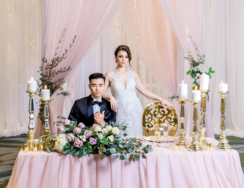 Layers of Luxe Wedding Destination