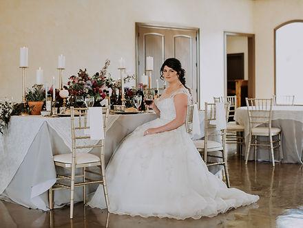 Layers of Luxe Wedding Magazine