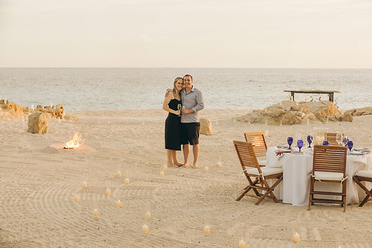 Layers of Luxe Weddings Destinations Magazine, Los Cabos Engagement Photography
