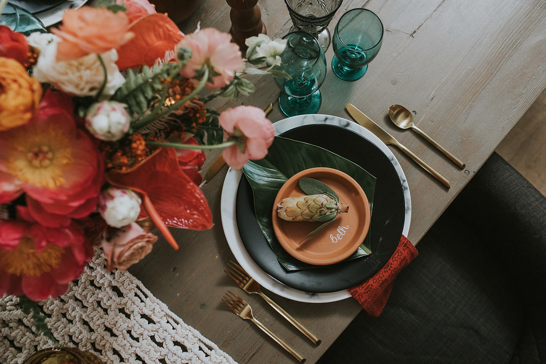 Layers of Luxe Destination Wedding Magaz