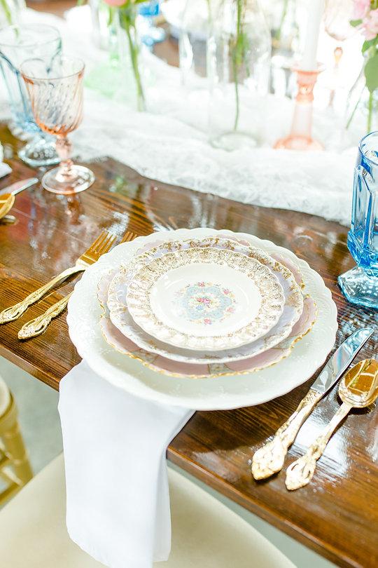 Layers of Luxe Weddings Magazine, Greek