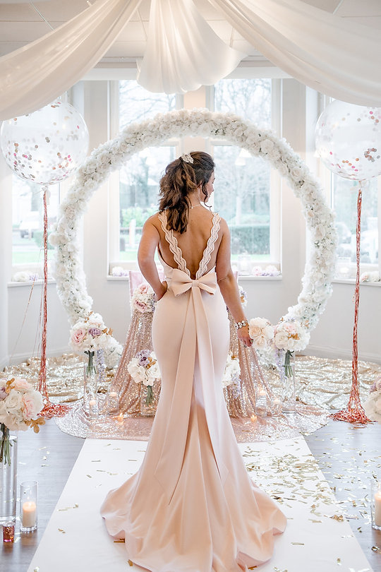 Layers of Luxe Weddings Magazine, Sparkl