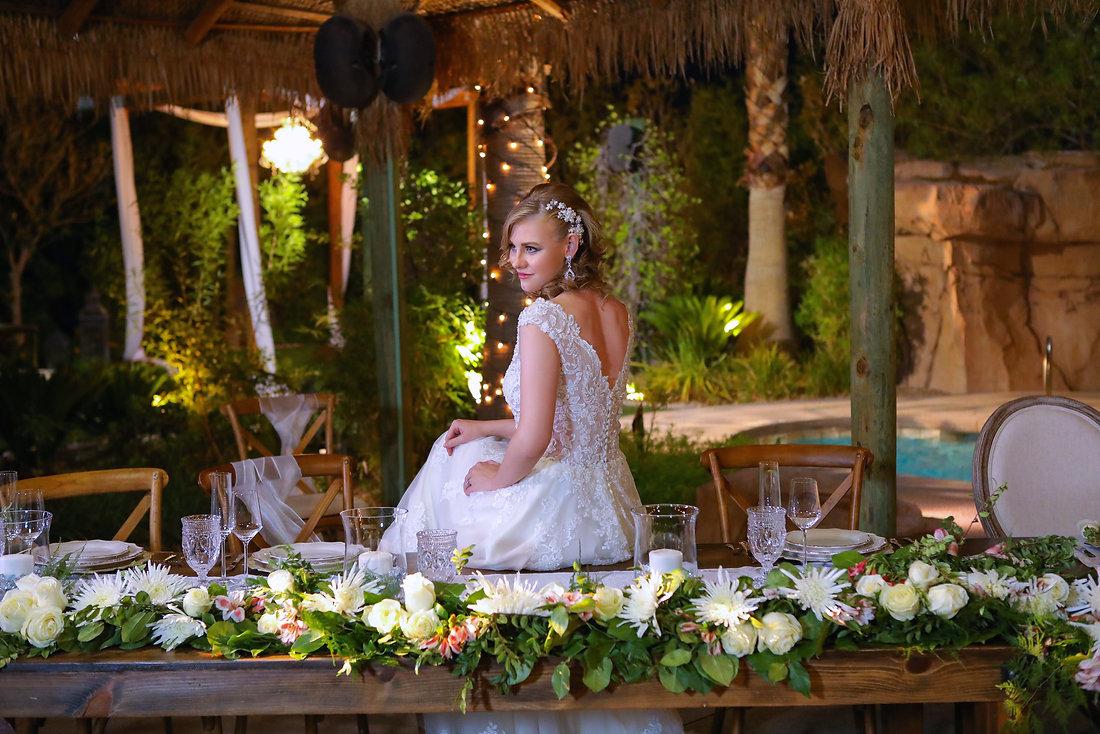 Layers of Luxe Weddings Magazine, Hilton Garden Inn Las Vegas Strip South Hotel Wedding Venue