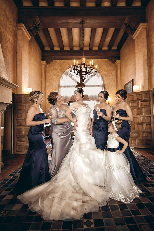 Layers of Luxe Weddings Magazine, Sheila