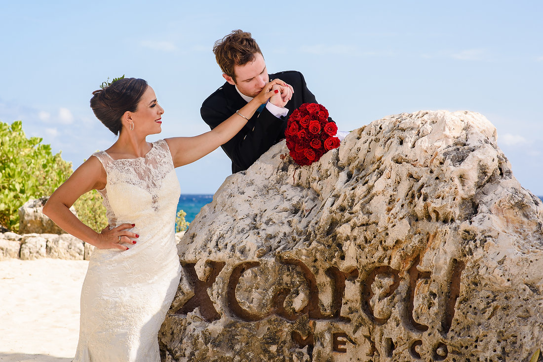 Layers of Luxe Weddings Magazine, Xcaret Wedding