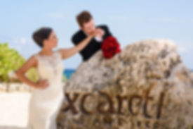 Layers of Luxe Weddings Magazine, Xcaret Wedding