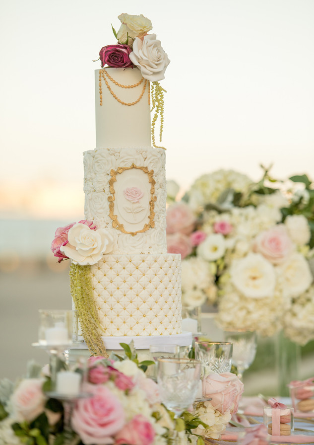 Layers of LUXE Weddings Magazine_Coronad