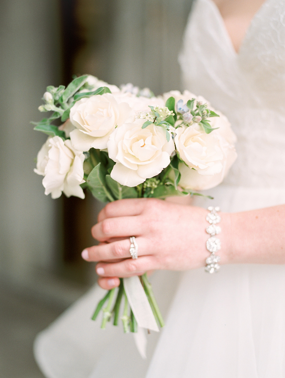 Romantic Spring Castle Wedding for Two B