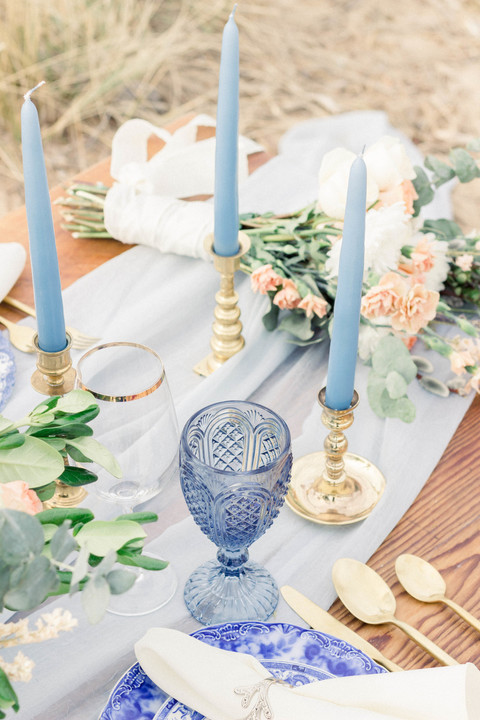 Layers of Luxe | Touch of Blue