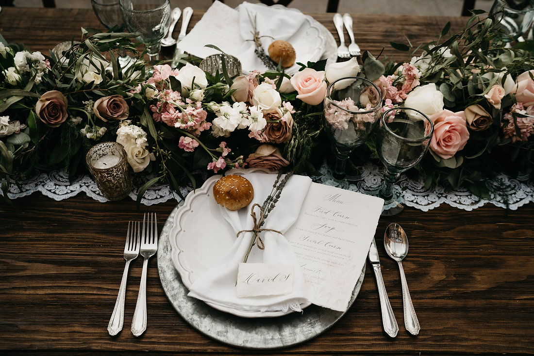 Layers of Luxe Weddings Magazine...