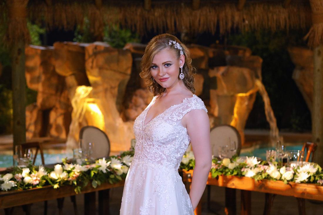 Hilton Garden Inn Las Vegas Strip South Hotel Garden Wedding Venue