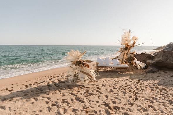 Layers of Luxe | Bohemian Barcelona Seaside