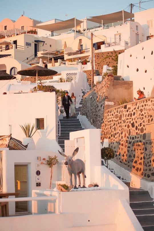 Layers of Luxe Weddings Magazine, A Surprise Wedding Proposal in Santorini, Greece,Infinity Suites & Dana Villas