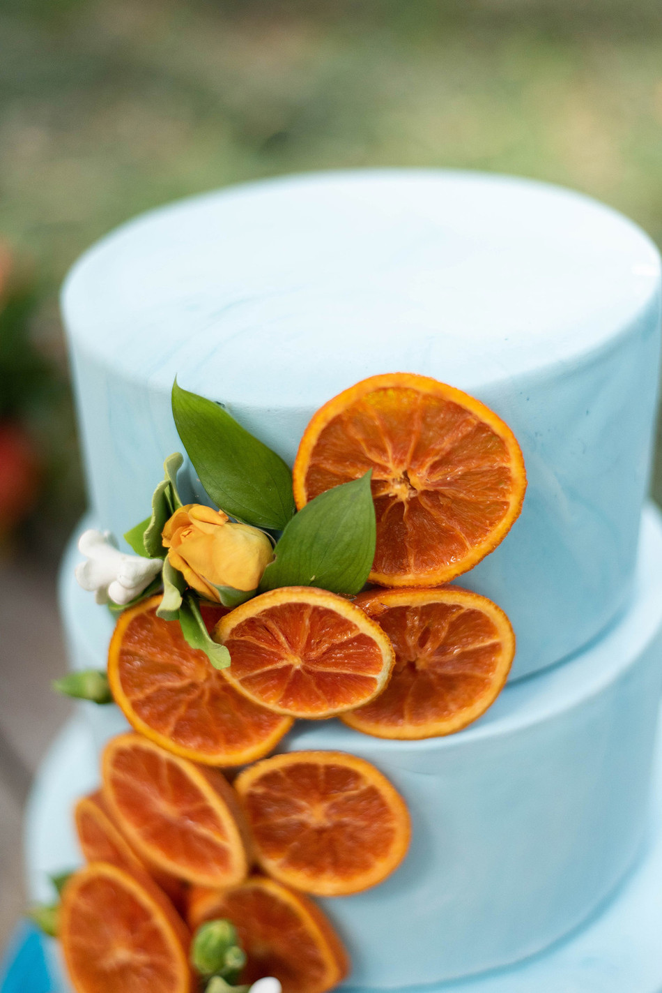 Layers of Luxe |CITRUS GARDEN WHIMSICAL