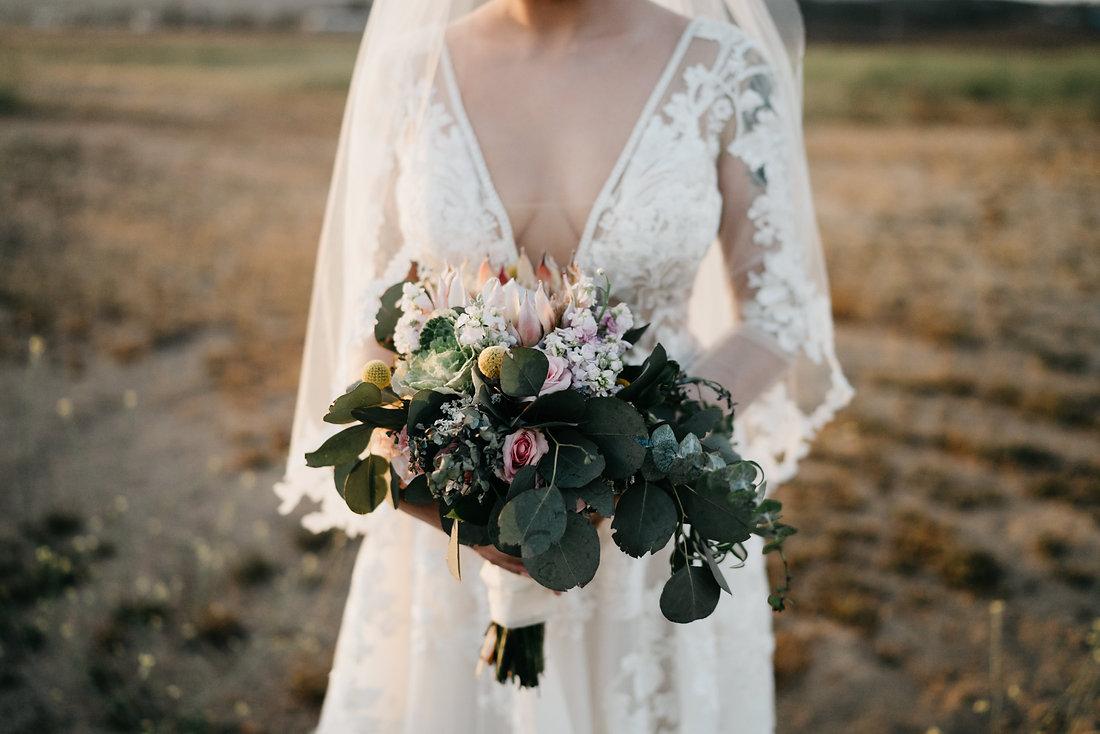 Layers of Luxe Weddings Magazine, Wedding Bouquets