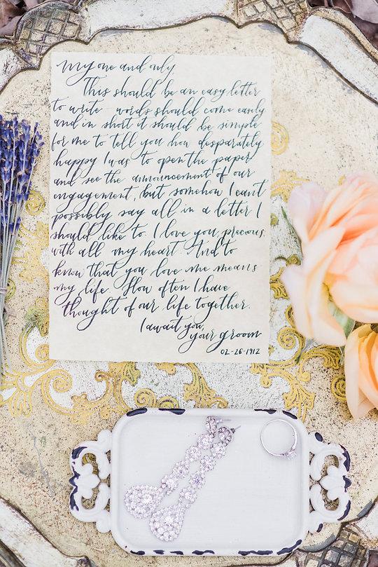 Layers of Luxe Weddings Magazine, Elegan