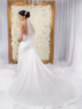 Layers of Luxe Weddings Magazine Las Vegas, SILHOUETTE BRIDAL COUTURE