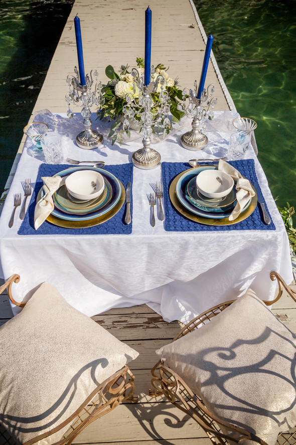 Layers of Luxe _ Vintage Nautical