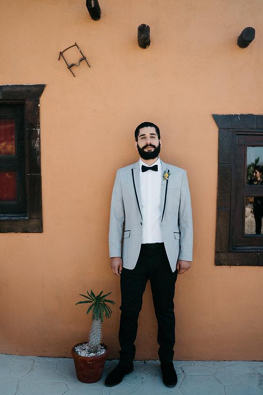 Layers of Luxe Weddings Magazine, Groom Photography