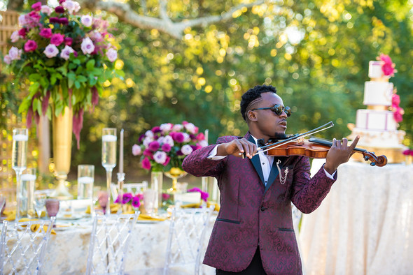 Layers of LUXE Weddings Magazine_A Timel