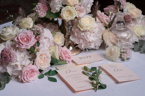 Layers of Luxe Wedding MagazineLayers of