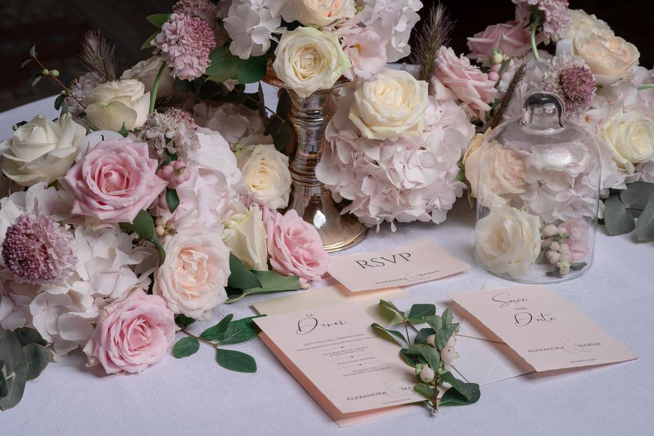 Layers of Luxe Wedding MagazineLayers of