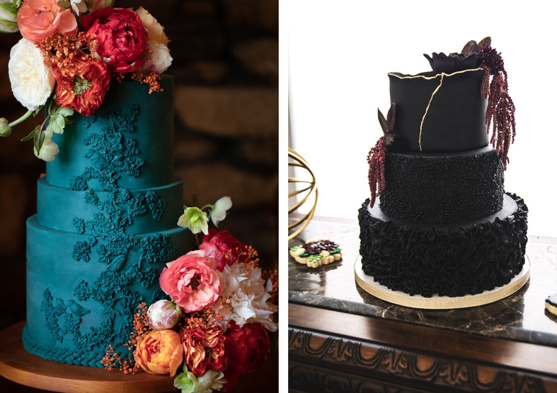 Best Layers of 2019 Wedding CAKES_Layers