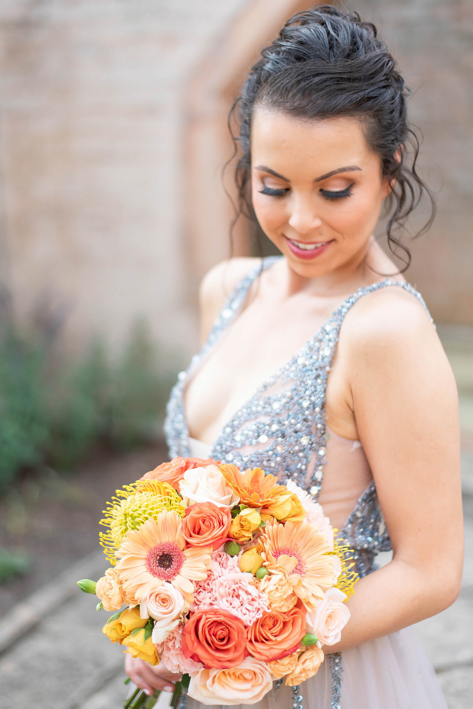 Layers of Luxe |CITRUS GARDEN WHIMSICAL WEDDING