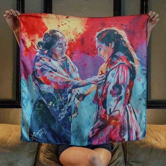 Ayusan multi-purpose scarf